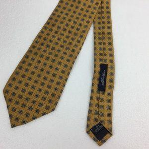 Burberry  London Tie 100% Pure Silk Italy